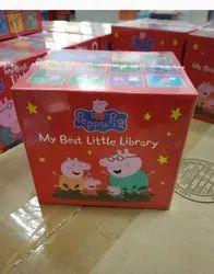 Peppa Pig Box Set Books, English
