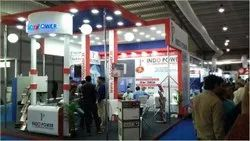 Exhibition Stall Fabrication