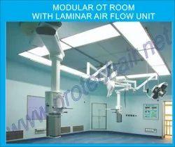 Laminar Air Flow For OT Room
