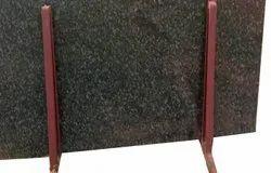 Black Polished Shankar Palli Granite Slab, For Countertops, Thickness: 16 mm