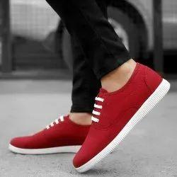 BXXXY MIX COLOUR Men Canvas Shoes, Size: 6 To 10