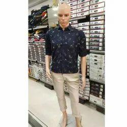Standing Skin Male Mannequin, For Malls,Garment Shop, 7ft