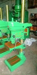 K R Panchal Drill Machine 20mm with 1 HP Single Phase Crompton Motor