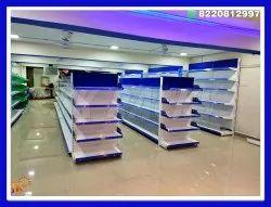 Hypermarket Display Racks In Coimbatore