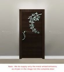 Contemporary Metal Door