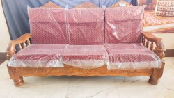 Wooden Cushion Sofa