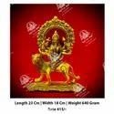 Polished Durga Maa God Statue