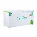 Rockwell Convertible Green Freezer- Gfr550dduc- Double Door- Freezer Cum Cooler, 523 Litres
