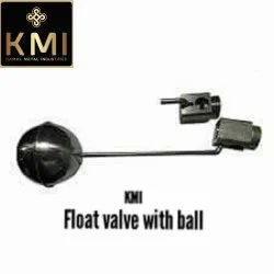 FLOAT VALVE WITH BALL INDIAN