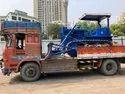 bulldozer transportation service