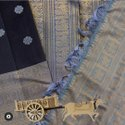 Ladies Handloom Cotton Silk Saree