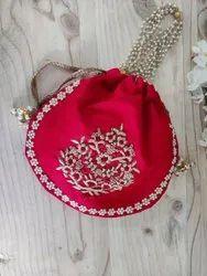 Hand Work Potli Bag