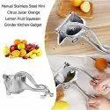Manual Aluminium Fruit Juicer