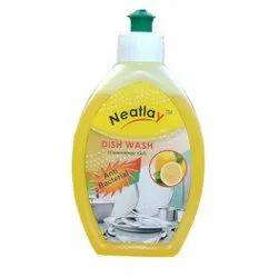 Neatlay Dish Wash Gel, Packaging Size: 250 ml