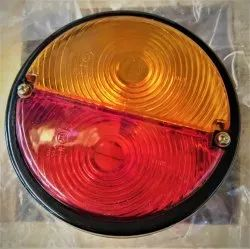 JRS Metal Tractor Head Lights without Bulb (Reflector Left & Right)