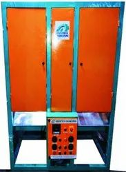 Fully Automatic Double Die Dona Pattal Making Machine