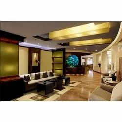 Office Interior Designing Service, Size: 1000 Sq,Ft