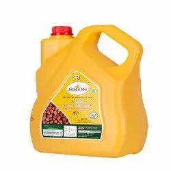 5Liter Vaalga Cold Pressed Groundnut Cooking  Oil