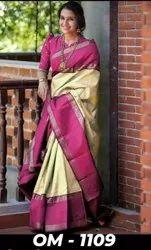 Kanjivaram Silk Wedding Saree