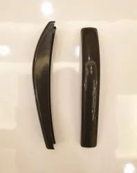 Black PPCP 11inch Single Nut Chair Handle, For Office Chairs