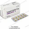 Vidalista 5mg Tablets