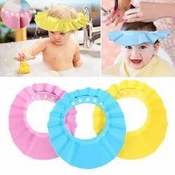 VIRANI Plastic BABY BATH CAP (SHOWER CAP)