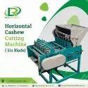 Two Blade Cashew Cutting Machine