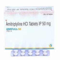 Amitriptyline 50 Mg