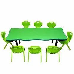 Kinderart Multicolor Eco Progression Table 60