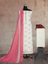 Khushboo 1463 By Bipson Cotton Casual Ladies Dresses