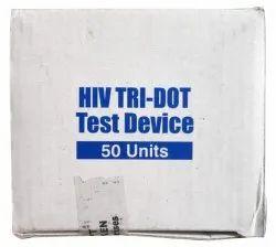 J Mitra HIV Tridot Test Device