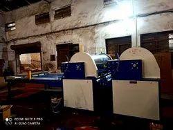 2 Color Flexo Printing Machine