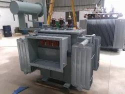 Mild Steel Power Transformer Tank Fabrication Services, in Pan India