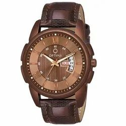 OPTIMA Latest Analog Watches For Men, Model Name/Number: OMD-624