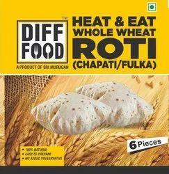Diff Sri Murugan Phulka Roti Chapati, Packaging Type: Packet