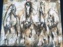 Horse Tile Mural