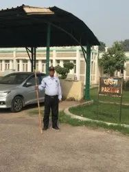 Male Parking Security Guards Service, in On Site
