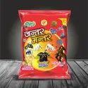 Pops Jantar Mantar Puffs Salted Snacks, Packaging Size: 10gm