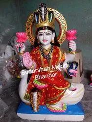 Marble Mansha Statue