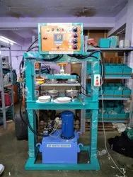3 Phase Fully Automatic Paper Plate Machine