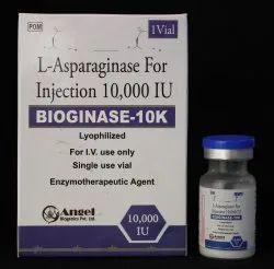 L-Asparginase for Injection 5000IU / 10000IU