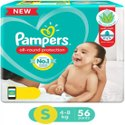 Cotton Pant Diapers Pamper Pants S56, Size: Small, Packaging Size: Box