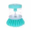 Kitchen Soap pump brush