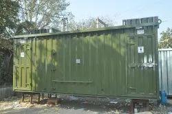 Steel Prefabricated Toilet