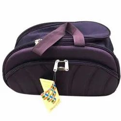 Violet Polyester Travel Duffle Bag, Size/Dimension: 20inch