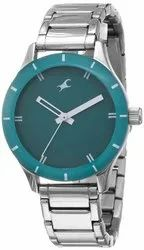 Round Fastrack Watch For Women''s Trending Design For Daily