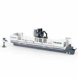 S&T PRATIC Long Travel Machining Centre - PYD  CNC6000