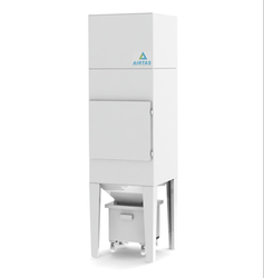 Pulse-Cleaning Dust Collector