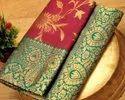 Designer Banarasi Wedding Saree