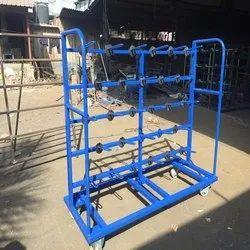 Ms Trolley Fabrication Work